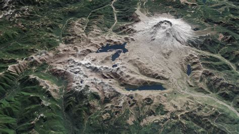 St Helens Records Mount St Helens At 35 Image Of The Day