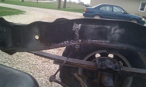 ford ranger frame repair 1998 ford ranger frame repair