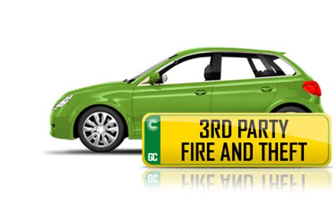 Compare 3rd Property Car Insurance by Compare Third Theft Car Insurance At