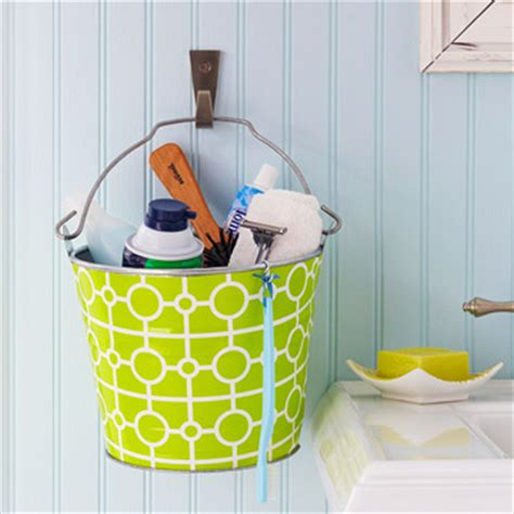 hanging bathroom storage diy home sweet home add more storage to a small bathroom