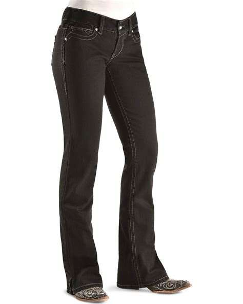 Black Master Psd Denim ariat real denim black bootcut country outfitter