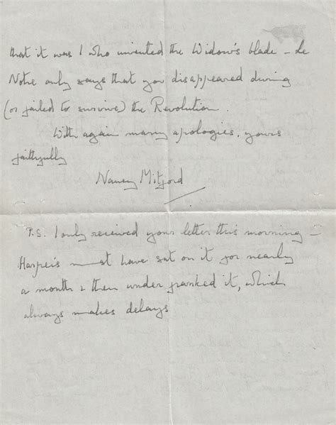 Apology Letter To Friend For Teasing Category Mitford Nick Harvill Libraries