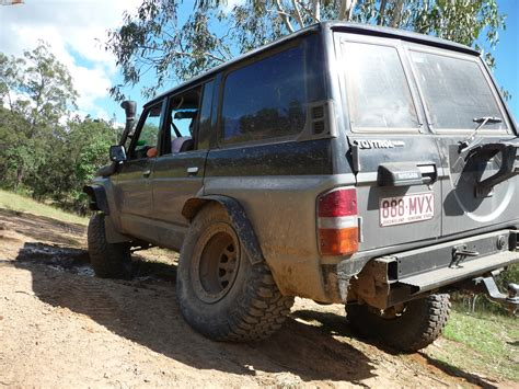 nissan patrol 1990 modified 1990 nissan patrol gq patrol boostcruising