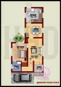 Kerala House Design Below 1000 Square Feet small villa with floor plans kerala home design and