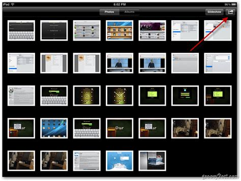 ipad wallpaper camera roll ios 5 batch delete photos on your iphone ipad or ipod touch