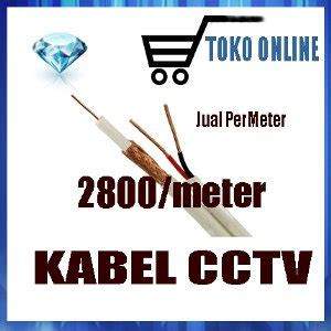 Kabel Cctv Coaxial Rg59 Power 300meter jual kabel cctv rg 59 dan power permeter coaxial with power di lapak adaptor computer spctoko