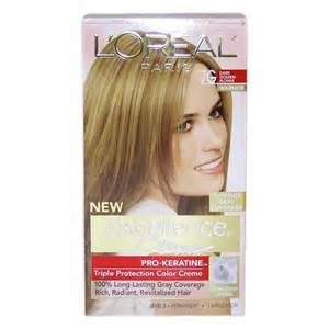 loreal excellence hair color chart oreal excellence creme pro keratine 7r warmer 1