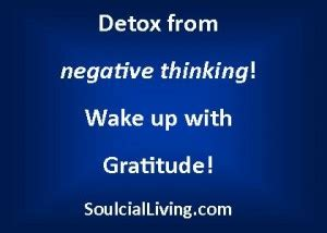 Detox Negativity From Your by Detox From Negative Thinking Simple Steps Real Change