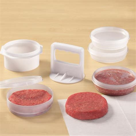 Set Mekar hamburger maker set hamburger maker kimball