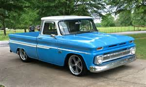 66 chevy c10 ls supercharged air condition new 20