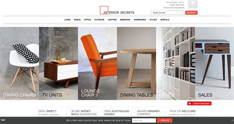 interior design competition online mobile friendly ecommerce site for furniture retailer