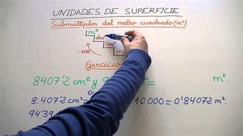 cuanto es un metro cuadrado metro cuadrado m2 dec 237 metro cuadrado dm2 cent 237 metro