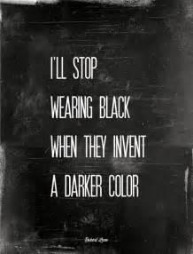 quotes for black colour black favorite color quotes quotesgram