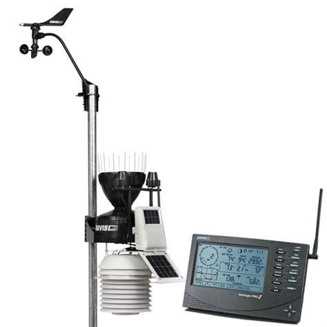 Anemometer Wireless Davis Murah davis europe davis 6163 wireless vantage pro2 plus with 24 hour fan aspirated radiation shield