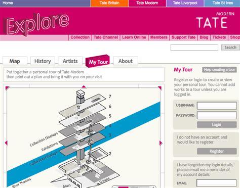 Moma Floor Plan Battle Of The Museum Sites 16 Museum Websites Battle It