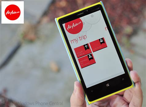 airasia mobile official airasia mobile app arrives for windows phone 8