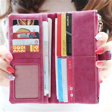 Ef Dompet Kartu Wanita Bahan Nubuck dompet kulit wanita model panjang blue jakartanotebook