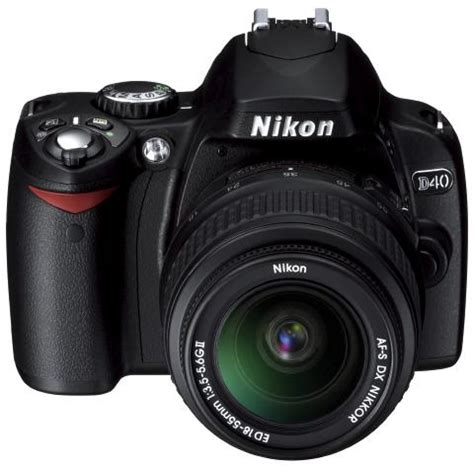 nikon d40 review round up
