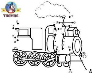 thomas train halloween worksheets kids train dot dot worksheets kids