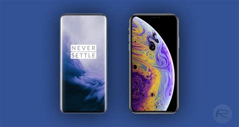 lte speed test comparison iphone xs max  oneplus  pro