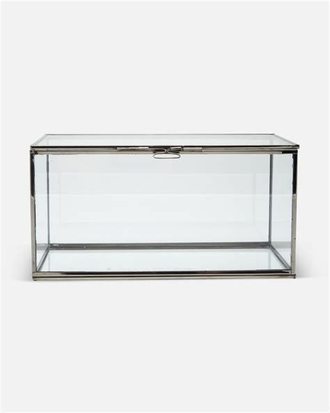 small glass display single small glass display products display