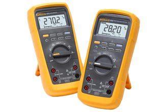 Multitester Fluke 117 fluke 27 ii 28 ii industrial multimeters for tough