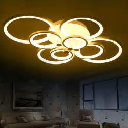 remote living room bedroom modern led ceiling