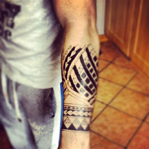 Lower Arm Tattoo Design
