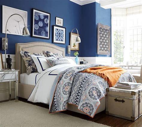 orange white bedroom best 25 royal blue bedrooms ideas on pinterest royal