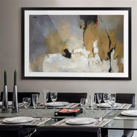 dining room framed art 6 great framed art sets of 3 framed print in an elegant dining room great big canvas