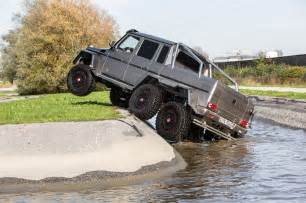 Mercedes G Class 6x6 Price 2014 Mercedes G63 Amg 6x6 Drive Motor Trend
