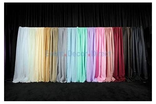 deals direct sheer curtains