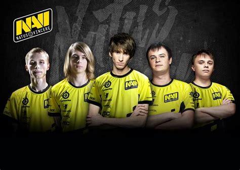 Dt02 Team Navi Dota 2 5 tim dota 2 paling kuat dan populer di dunia dafunda
