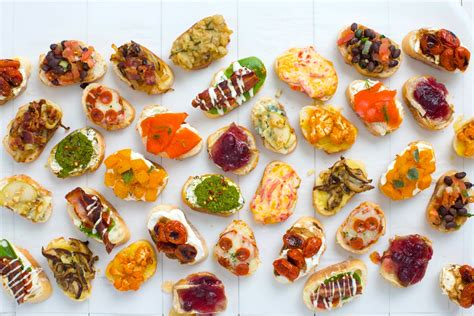Pinterest Kitchen Color Ideas by 14 Crostini And Toppings Recipes Crostini Topping Ideas