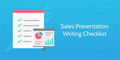sales presentation template 9 checklists to drive your sales processes process