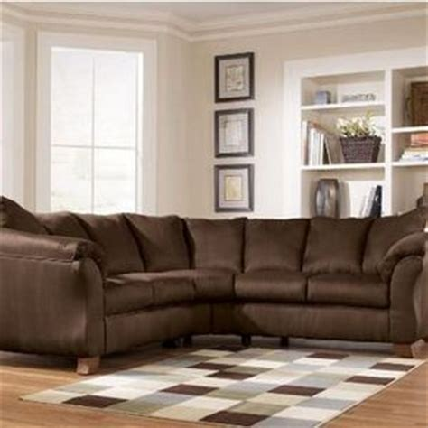 ashley furniture sectional reviews ashley furniture durapella cocoa sectional sofa reviews