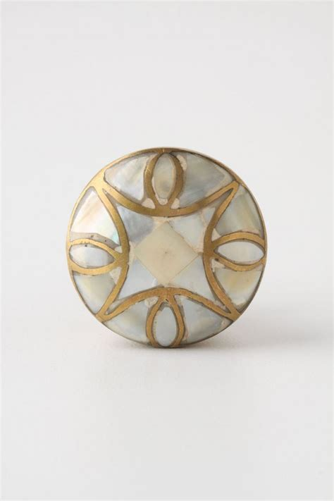 Anthropologie Knobs And Pulls by Of Pearl Knob Anthropologie Redecorating