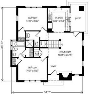 Cottage Floorplans by Standout Cottage Plans Compact To Capacious
