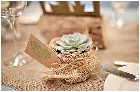 diy wedding favours ideas uk 40 hessian wedding ideas