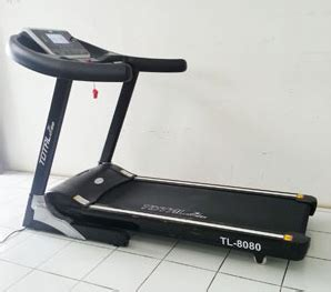 Treadmill Electric 2hp Tl 270 Auto Incline With Massager gudang alat fitnes 081234827097 bb 536e5c45