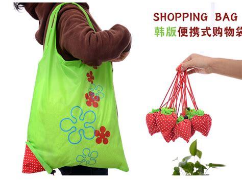 Tas Jinjing Belanja Strawberry Murah grosir berbagai macam souvenir unik dan murah