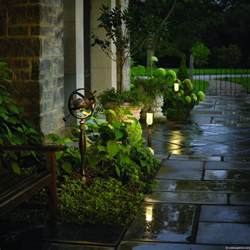 Outdoor Pathway Lighting Fixtures Portland Landscapers Offer Unique Lighting Ideas For Outdoor Living Areas