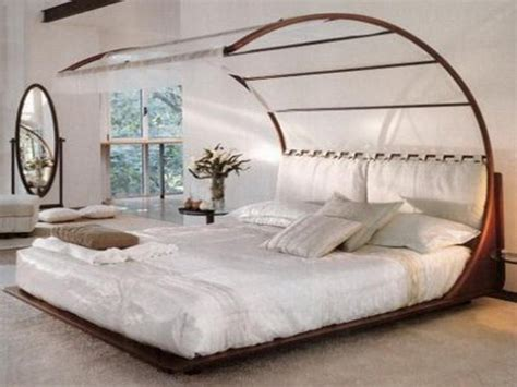 Sleep Like A Royal Family In A Canopy Bed Frame Midcityeast Canopy Bed Top Frame