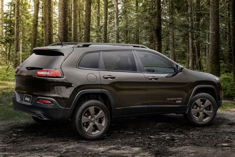 Top Paint Colors 2017 2016 jeep cherokee latitude 75th anniversary review
