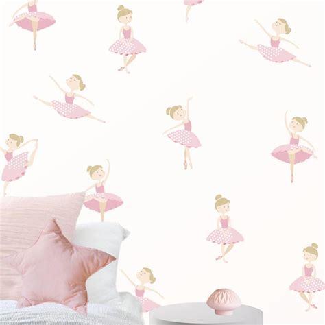 decoracion habitacion bebe bailarina dulces bailarinas sueltas para colocarlas como quieras en