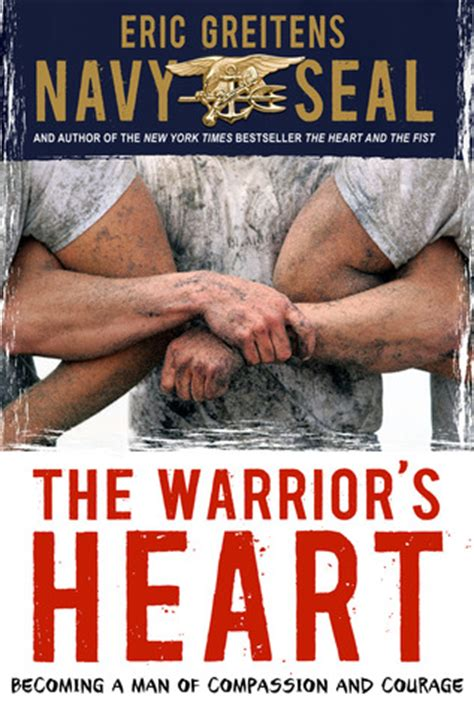 eric greitens the heart and the fist the diane rehm show the warrior s heart becoming a man of compassion and