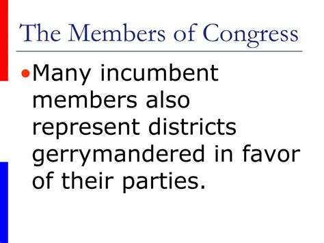 chapter 5 section 5 party organization ppt chapter 5 the organization of congress powerpoint