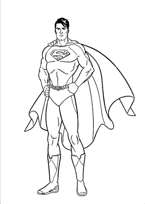 superman coloring pages online superman coloring pages kids superman coloring pages