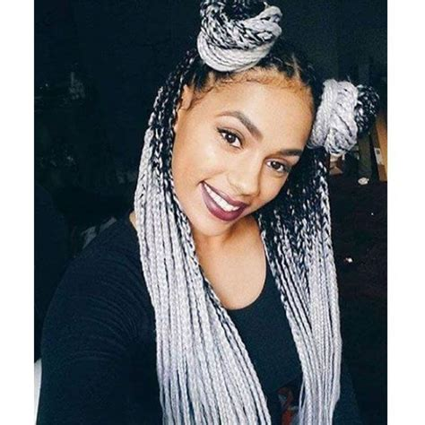 colored box braids on pinterest ombre box braids blonde 150 best ombre braids images on pinterest