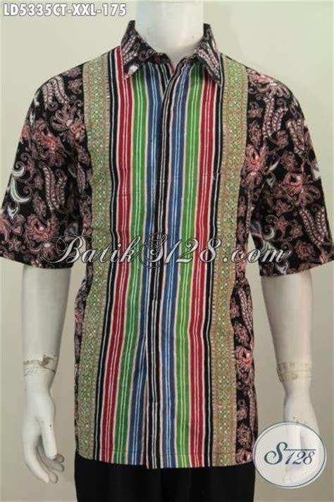 Gamis Jumbo Bahan Adem kemeja batik halus bahan adem ukuran jumbo baju batik